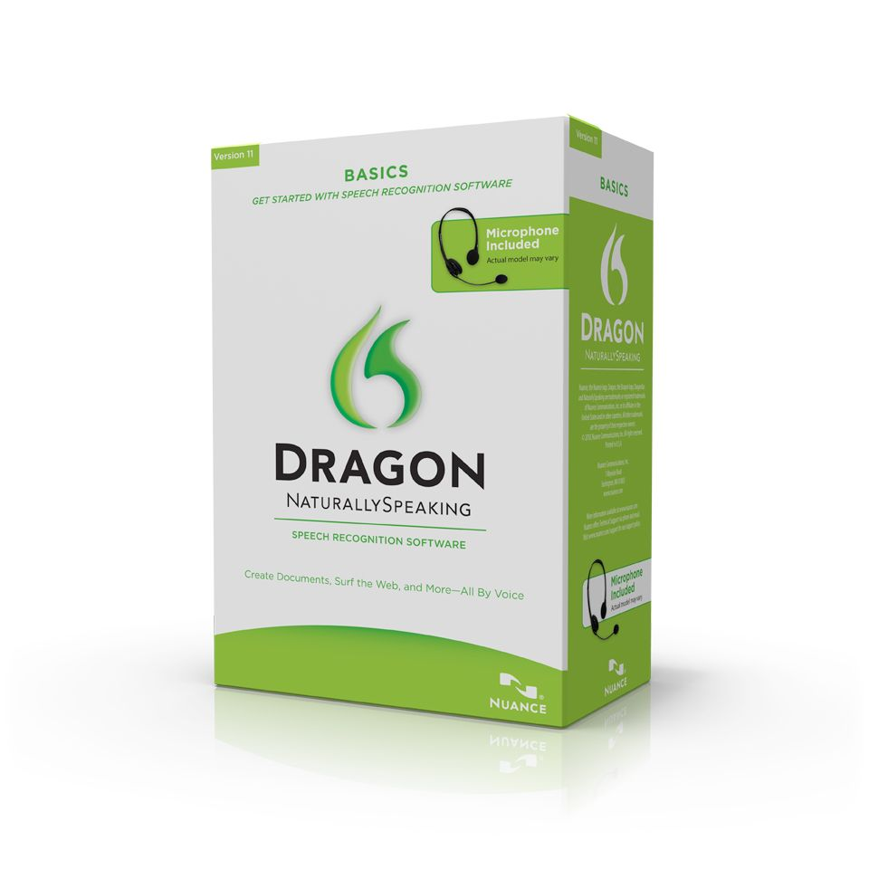 Nuance Communications  Dragon Basics 11