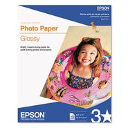 Epson Matte Photo Paper, 8-1/2 x 11, 100 Sheets per Pack at Kmart.com