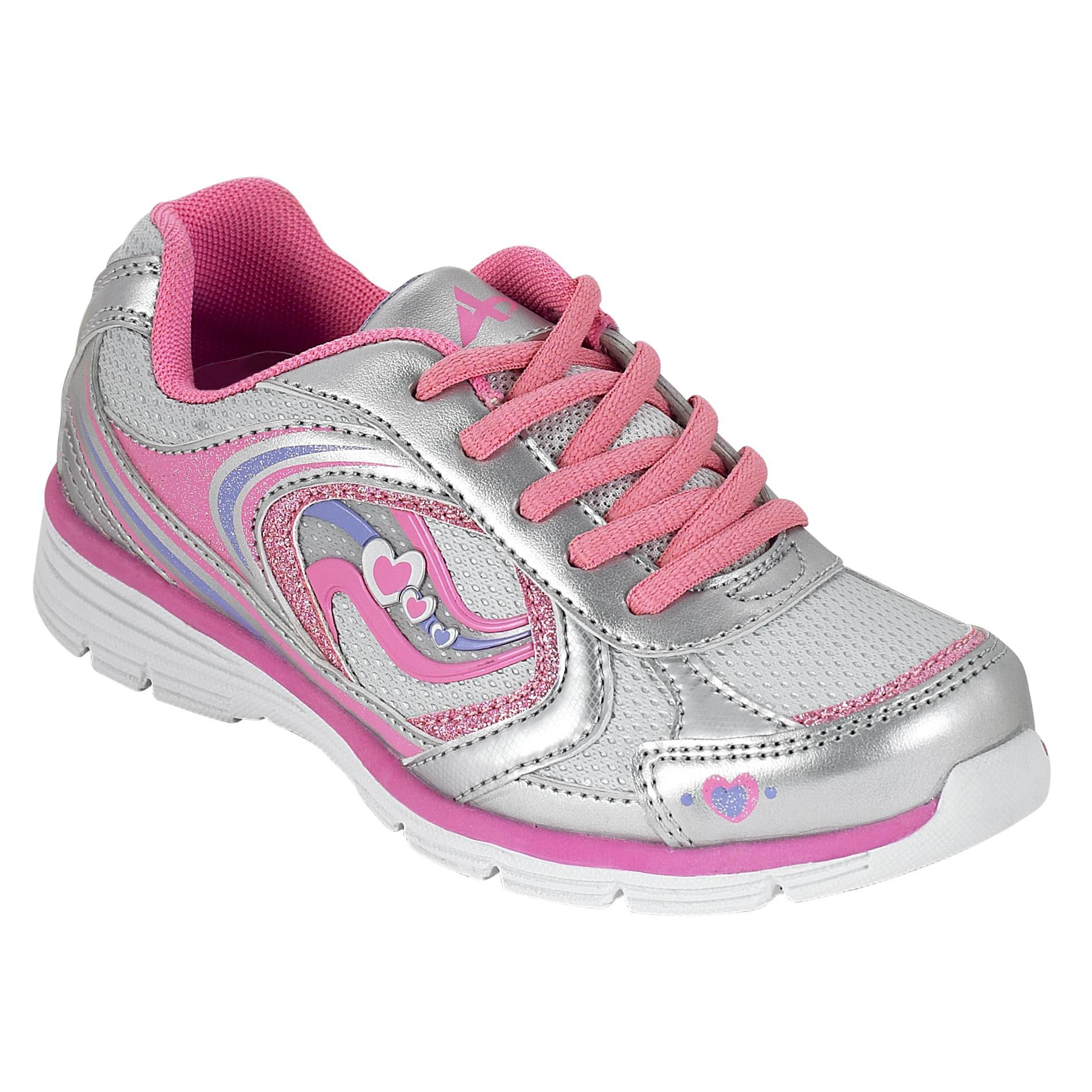 Girl's Lakota2 Athletic Shoe - Pink - Every