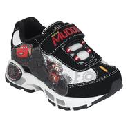 Disney Toddler Boy's Cars2 Athletic Shoe - Black at Kmart.com