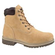 Wolverine Men's Brown Leather Upper Waterproof Work Boot at Sears.com