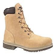 "Wolverine Men's Work Boots Leather Soft Toe Waterproof Insulated 8""  W01195 - Wide Avail - Tan at Sears.com"