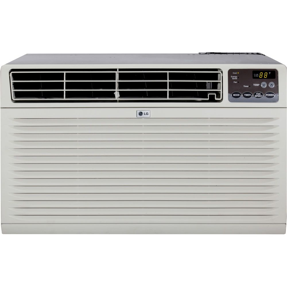 10,000 BTU 230-Volt Through-the-Wall Air Conditioner w/ Remote Control