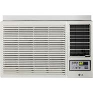 LG LW7012HR 7,000 BTU Window-Mounted Air Conditioner with Supplemental Heat and Remote Control (115 volts) at Sears.com