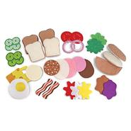 Melissa & Doug Felt Food - Sandwich Set at Sears.com