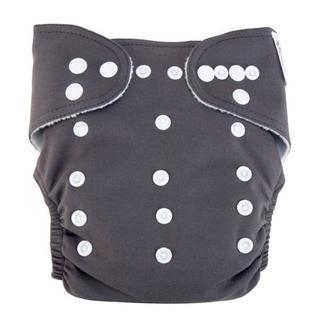 Trend Lab Cloth Diaper- Gray