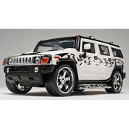 Revell-Monogram Revell 1:25 Scale Hummer H2 Model Kit at Kmart.com