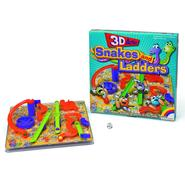 Intex 3D Snakes and Ladders Board Game at Sears.com