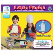 Sneaky Chef 'Lotsa Pasta' Cooking Set at Kmart.com