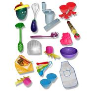 Sneaky Chef International Kids Cooking Academy 21-piece Cooking Set at Kmart.com