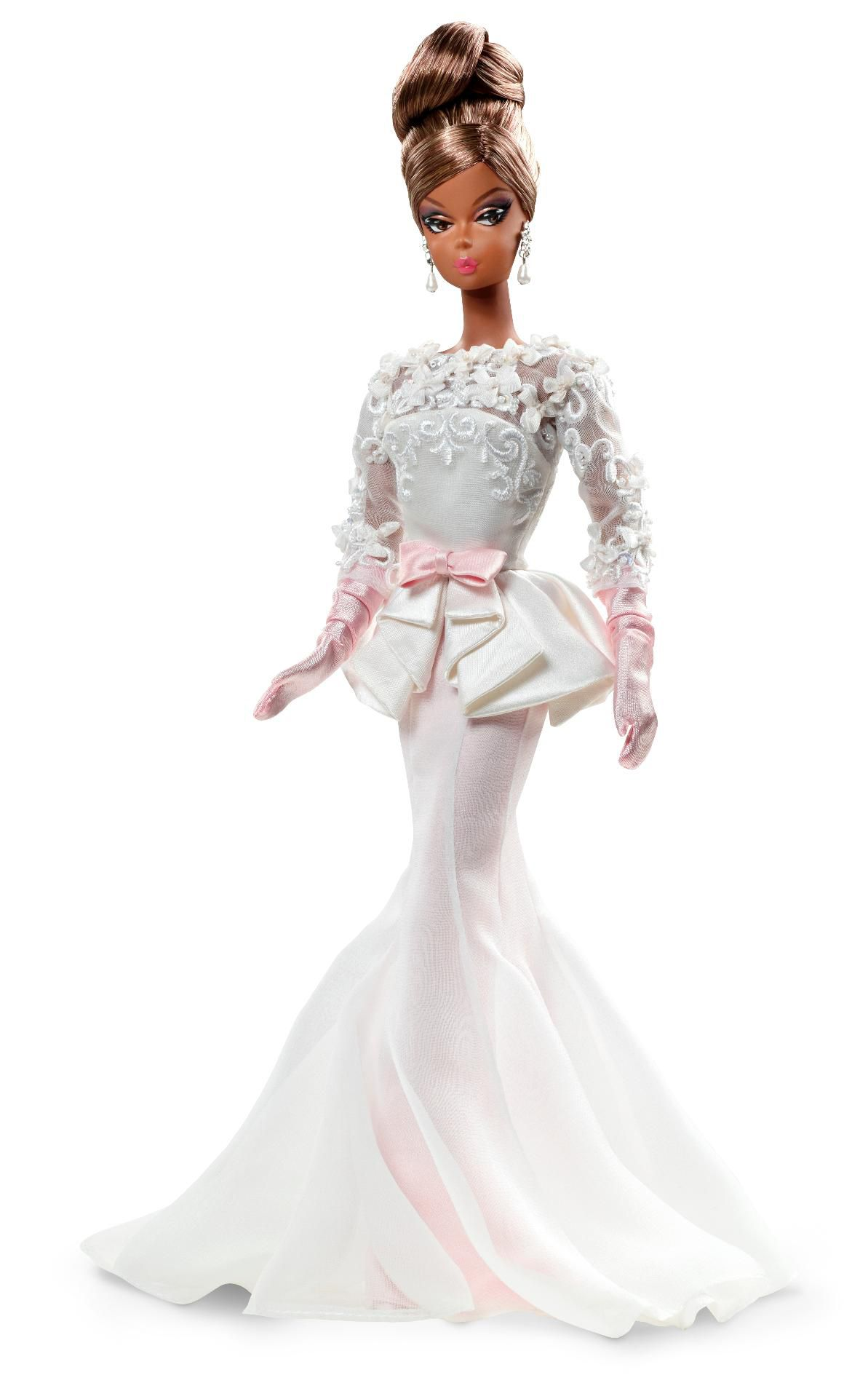 Evening Gown BARBIE® Doll Fashion Model