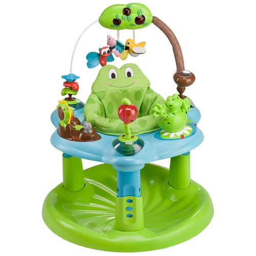 ExerSaucer® Backyard Discovery - Frog