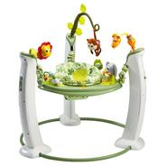ExerSaucer®Jump & Learn Stationary Jumper Safari Friends at Kmart.com