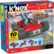 K'Nex REVVING RACERS 10 MODEL BUILDING SET at Sears.com