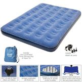 Pure Comfort Pure Comfort Low Profile Full Size Flock Top Air Bed 6007FLB at mygofer.com