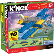 K'Nex HI-FLYERS 10 MODEL BUILDING SET at Sears.com