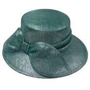 Sierra Accessories Turquoise Lampshade Hat With Bow at Sears.com