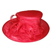 Sierra Accessories Red Profile Hat With Embellishments at Sears.com