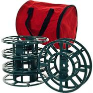 Trademark Home Set of 4 Extension Cord or Christmas Light Reels with Bag at Kmart.com