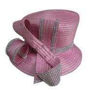 Sierra Accessories Pink Cloche Hat with Loop at Sears.com