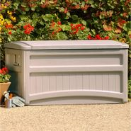 Suncast Deck Box Outdoor Patio Storage 73 Gal. at Sears.com