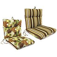 Jordan Manufacturing Co., Inc. Knife Edge Chair Cushion at Sears.com