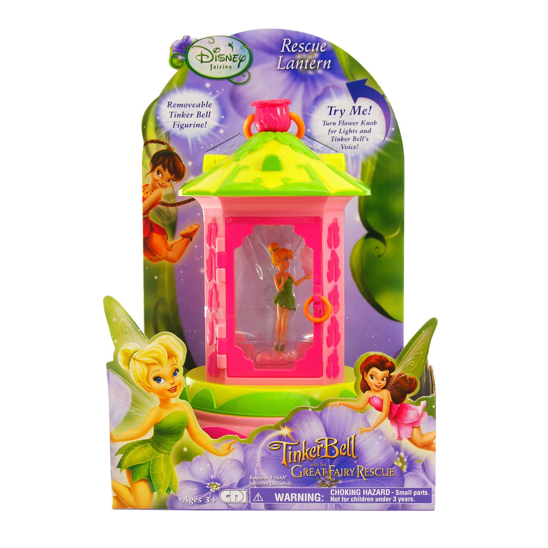 Disney Fairies Rescue Lantern - Tinker Bell PartNumber: 05215939000P KsnValue: 05215939000 MfgPartNumber: 21168