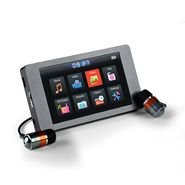 Latte® Espresso MP3 Player with Haptic G-Sensor, Touchscreen, FM radio/Transmitter - 4GB at Kmart.com
