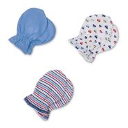 Gerber Infant Boys Mittens Three Pack at Kmart.com