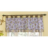 CoCo & Company Monkey Time Tab Window Valance at Kmart.com