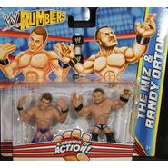 WWE The Miz & Randy Orton - WWE Rumblers Toy Wrestling Action Figures at Sears.com