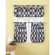 Colormate Window Valance Kitchen Patch 60X14in. at Sears.com