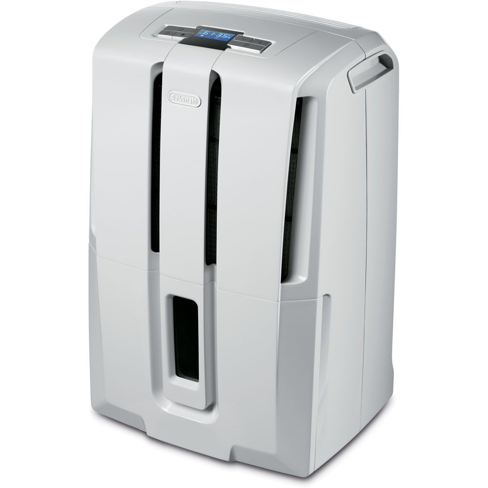 DeLONGHI DD45 45-pint Energy Star Dehumidifier