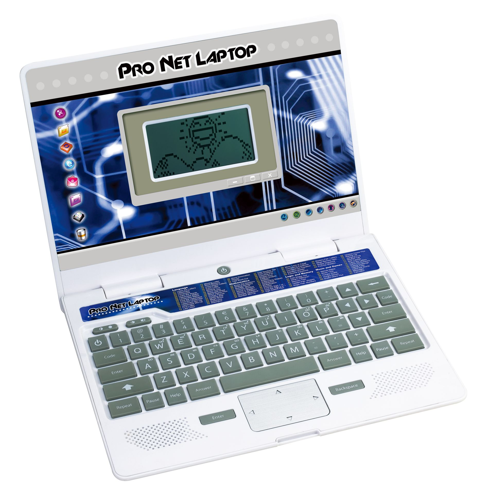 Just Kidz  Pro Net Laptop