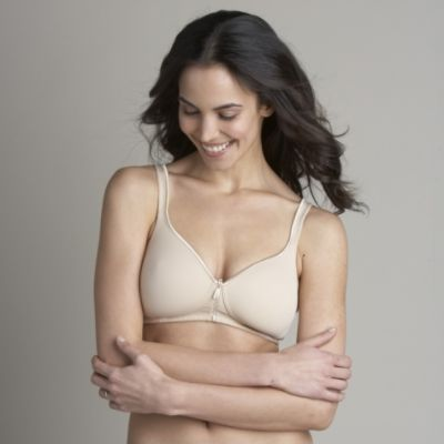 Vanity Fair Women's Body Caress Full Coverage Wirefree Contour Bra #72335 at Kmart.com
