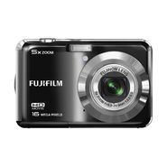 Fujifilm FinePix AX550 Digital Camera - Black at Kmart.com