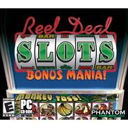 Phantom EFX Reel Deal Slots Bonus Mania at Kmart.com