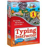 Individual Software Inc Typing Instructor For Kids Platinum at mygofer.com