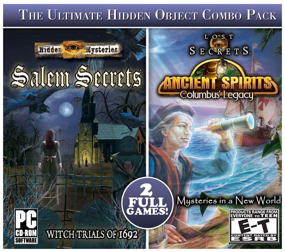 Encore Hidden Mysteries Salem Secrets JC