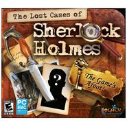 Encore The Lost Cases Of Sherlock H JC at Kmart.com