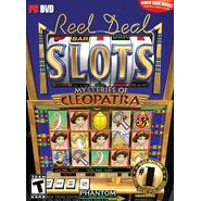 Phantom EFX Reel Deal Slots Mysteries Of Cleopatra at Kmart.com