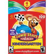 Knowledge Adventure - Conc Jumpstart Advanced Kindergarten V3.0 at Kmart.com