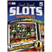Phantom EFX Reel Deal Slots Adventure III World Tour at Kmart.com