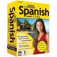 Topics Entertainment Instant Immersion Spanish Levels 1,2 & 3 at Kmart.com