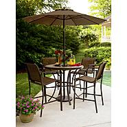 Garden Oasis Cooper Sling Bar Chairs at Sears.com