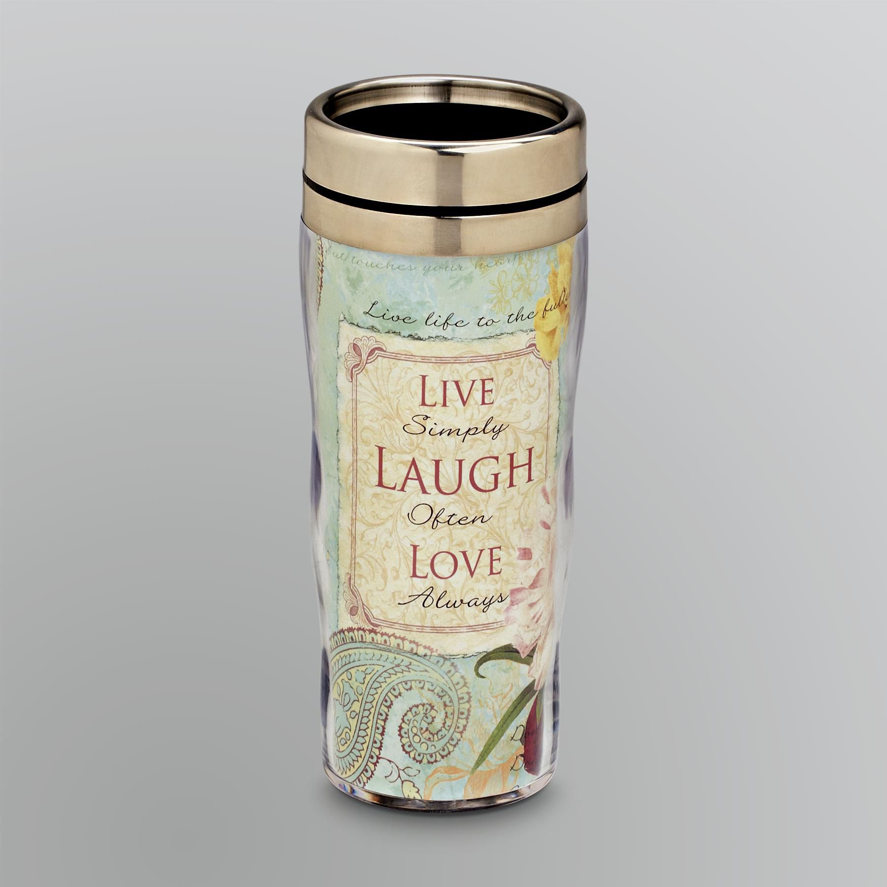 Welcome Home Travel Mug