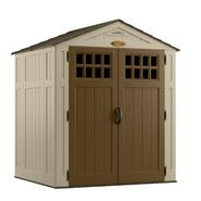 Suncast 6' x 5' Resin Shed at Kmart.com