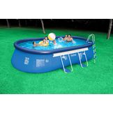 Intex 20' x 12' x 48 Oval Frame Pool at mygofer.com
