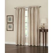 Jaclyn Smith Valerie Blackout Window Panel - Oyster at Kmart.com