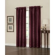 Jaclyn Smith Valerie Blackout Window Panel - Wine at Kmart.com